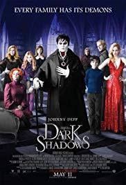 Éjsötét árnyék LETÖLTÉS INGYEN - ONLINE (Dark Shadows)