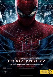 A csodálatos Pókember letöltés  (The Amazing Spider-Man)