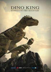 Dinó király - Út a tűzhegyre LETÖLTÉS INGYEN - ONLINE (Dino King 3D: Journey to Fire Mountain)