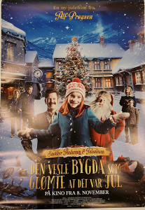 Az elfeledett karácsony LETÖLTÉS INGYEN – ONLINE (Snekker Andersen og den vesle bygda som glomte at det var jul)