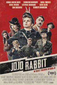 Jojo Nyuszi LETÖLTÉS INGYEN - ONLINE (Jojo Rabbit)