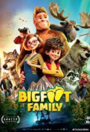 Óriásláb - Családi bevetés LETÖLTÉS INGYEN - ONLINE (Bigfoot Family)