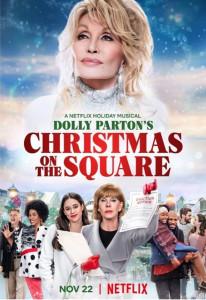 Dolly Parton: Karácsony a kisváros terén LETÖLTÉS INGYEN - ONLINE (Dolly Parton's Christmas on the Square)