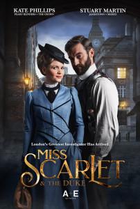 Scarlet kisasszony és a Herceg sorozat LETÖLTÉS INGYEN - ONLINE (Miss Scarlet and the Duke)