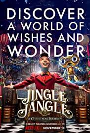 A Jangle család karácsonya LETÖLTÉS INGYEN - ONLINE (Jingle Jangle: A Christmas Journey)