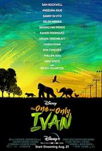 Ivan, az egyetlen LETÖLTÉS INGYEN - ONLINE (The One and Only Ivan)